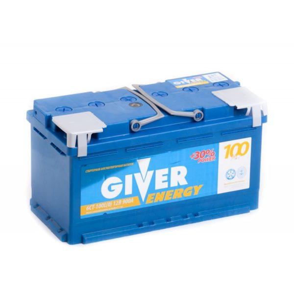 GIVER ENERGY 6СТ -100.1