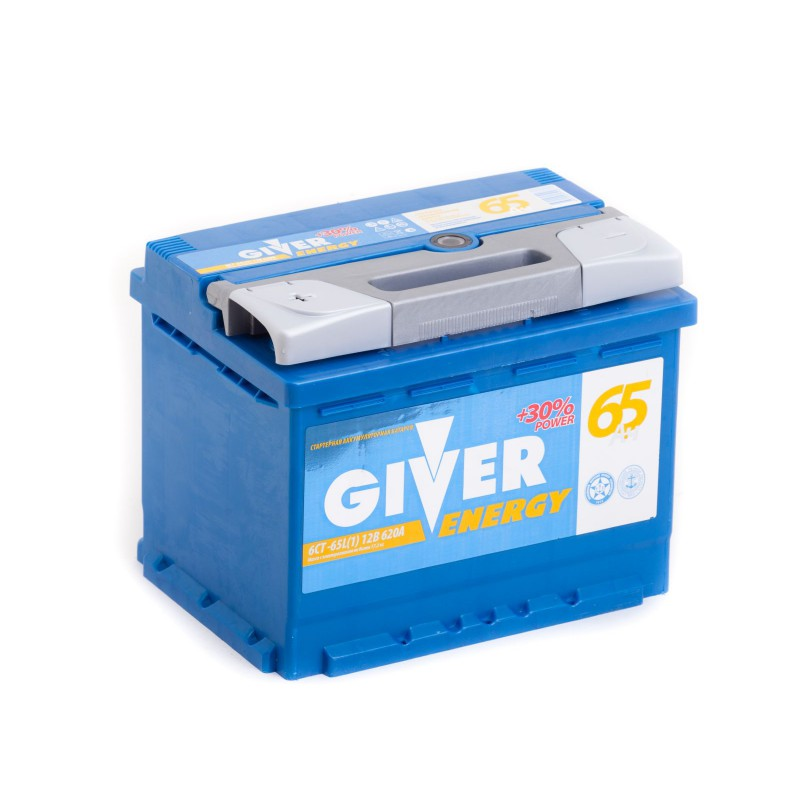 GIVER ENERGY 6СТ -65.1