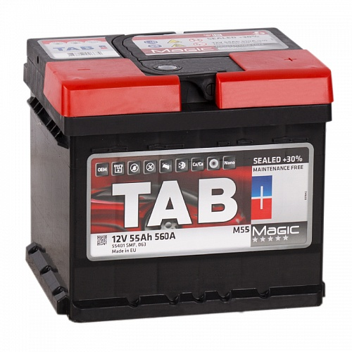 TAB Magic  6СТ-55.0 uni